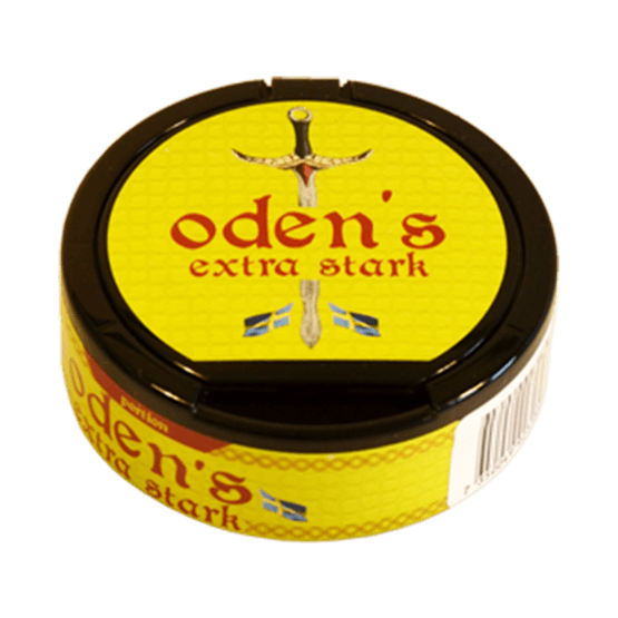 Odens Lime Extra Stark Portionssnus
