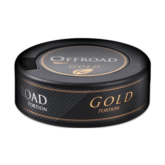 Offroad Gold Portionssnus