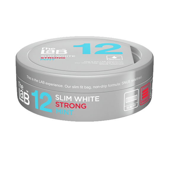 The Lab Series 12 Strong White Fresh Mint Portion ...