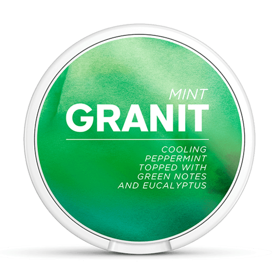 Granit Sensations Mint Portionssnus