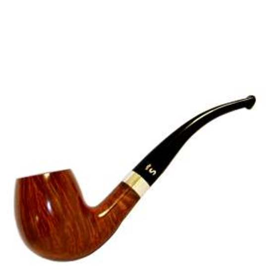 Stanwell Sterling Brown Polished 083 Pipa