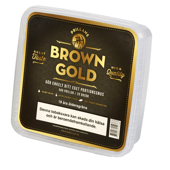 Prillan Brown Gold 500