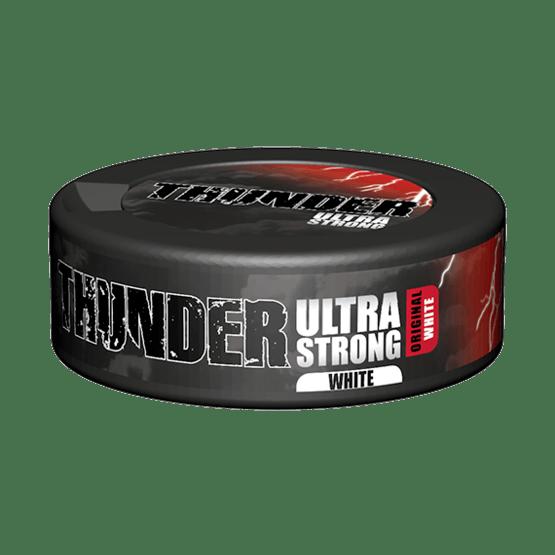 Thunder Ultra Strong White Portionssnus