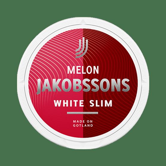 Jakobssons Melon Slim White Portionssnus