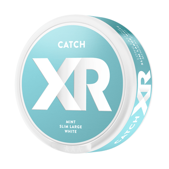 Catch Mint Xrange White Portionssnus