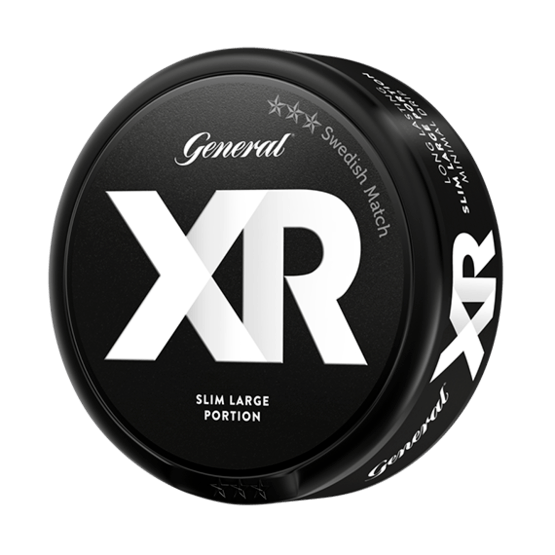 General Xrange Original Portionssnus