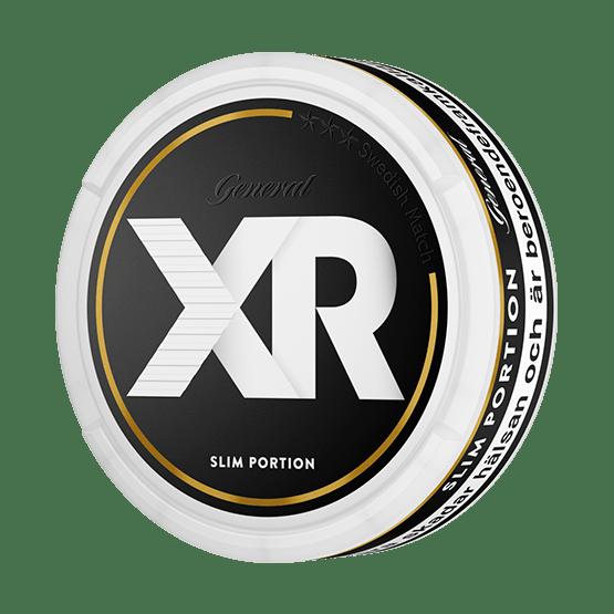 XR General slim original Portionssnus