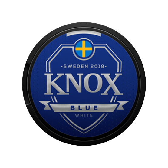 Knox Blue White Portionssnus