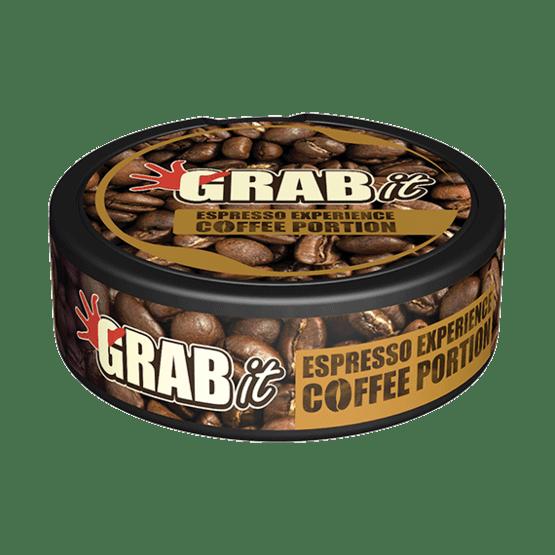 Grab Espresso Coffee Nikotinfritt snus