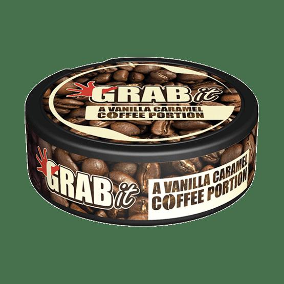 Grab Vanilla Coffee Nikotinfritt snus