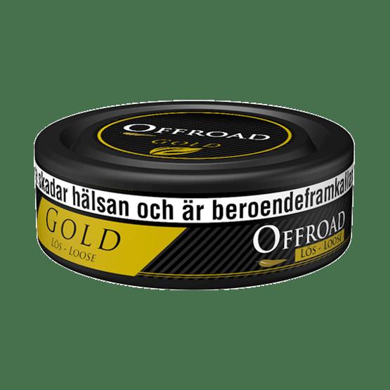 Offroad Gold Lössnus