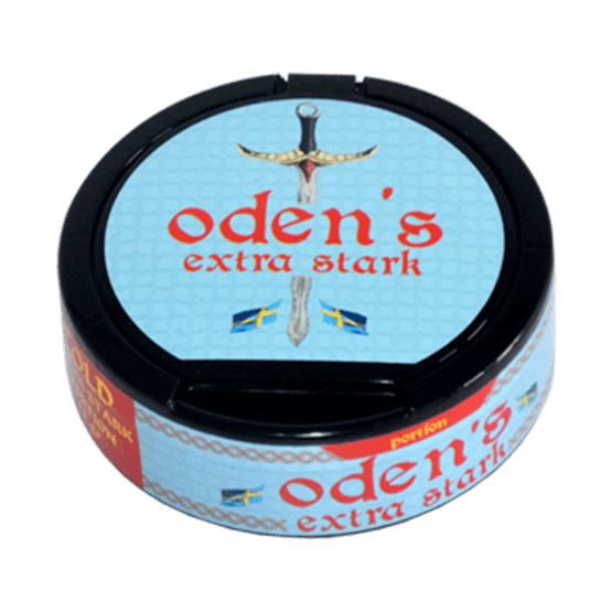 Odens Cold Extra Stark Portionssnus
