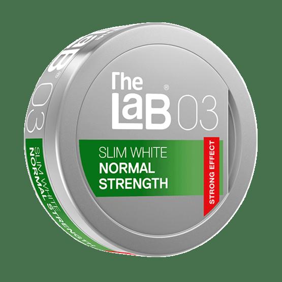 The Lab 03 Slim White Portionssnus