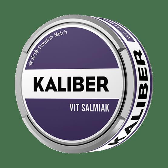 Kaliber Vit Salmiak Portionssnus