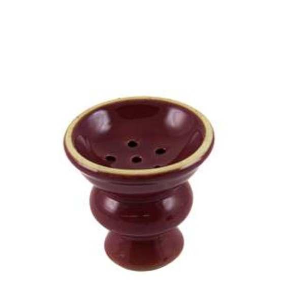Keramikhuvud Wide - Röd hona