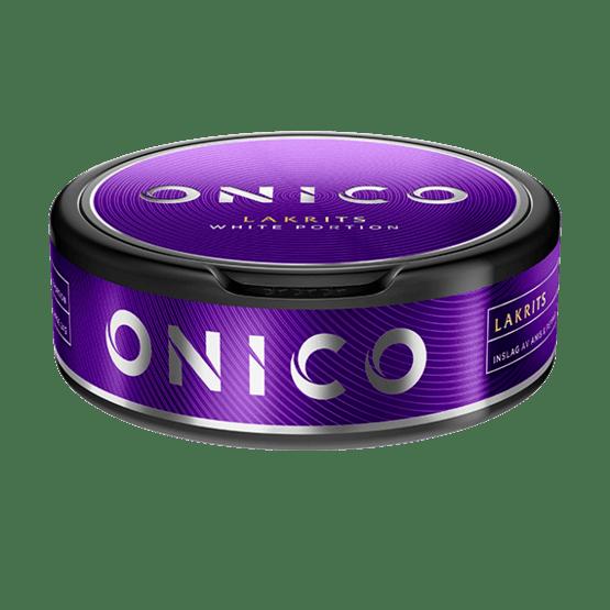 Onico Lakrits Nikotinfritt Snus
