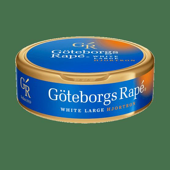 Göteborgs Rapé Hjortron White Portionssnus