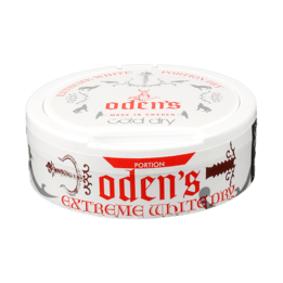 Odens Cold Dry Extreme Portionssnus