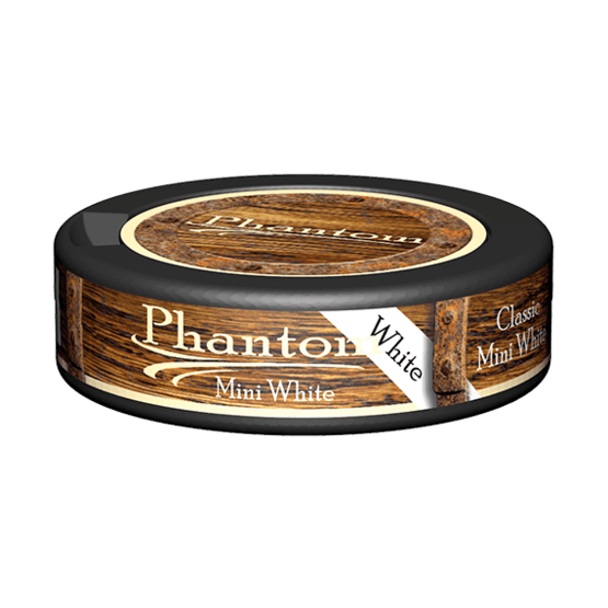 Phantom Classic White Minisnus