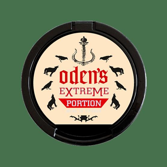 Odens Vanilla Extreme Portionssnus