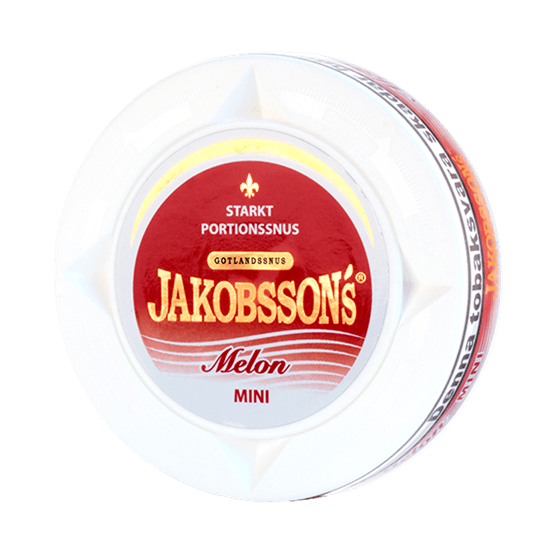 Jakobssons Melon Mini Portionssnus