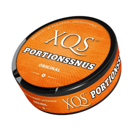 XQS Original Portion Nikotinfritt Snus