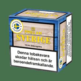Snussats Prillan Sverige