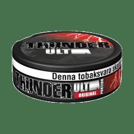 Thunder Ultra Strong Original Portionssnus