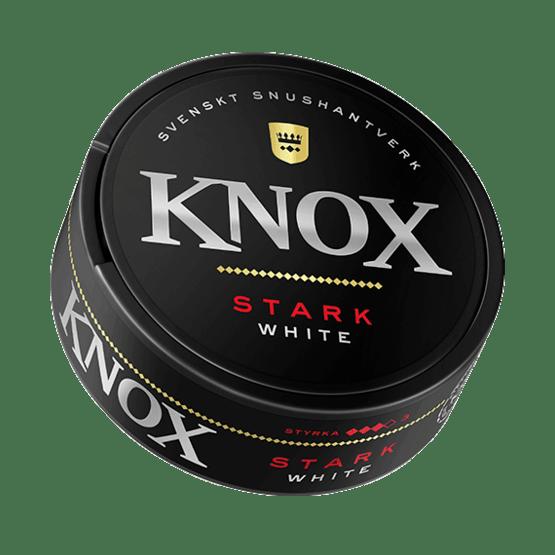 Knox White Stark Portionssnus