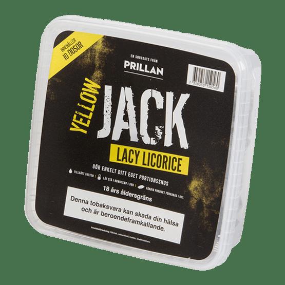 Prillan Portion Yellow Jack
