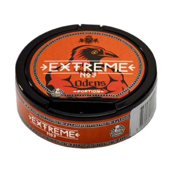 Odens No3 Extreme Portionssnus