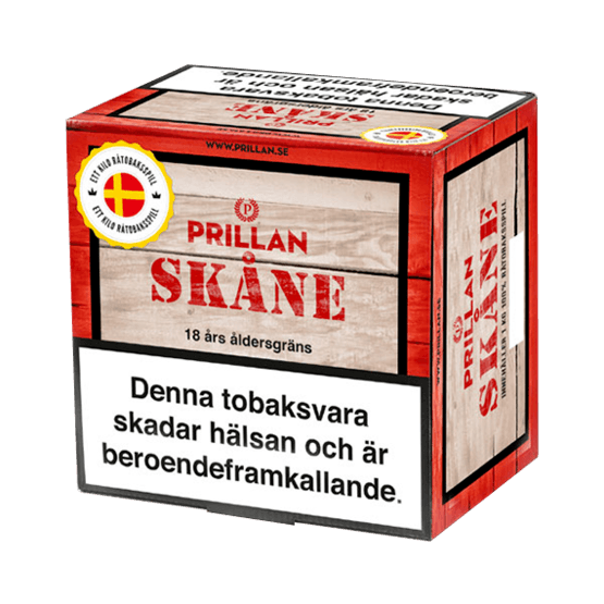 Snussats Prillan Skåne