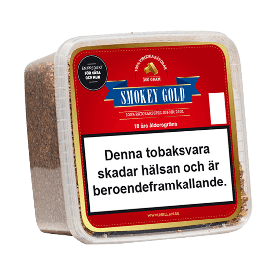 Smokey Gold Råtobak 300g