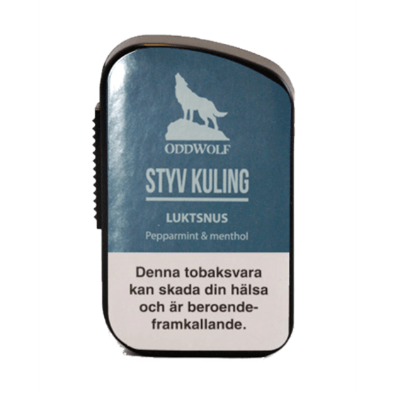OddWolf Styv Kuling Luktsnus