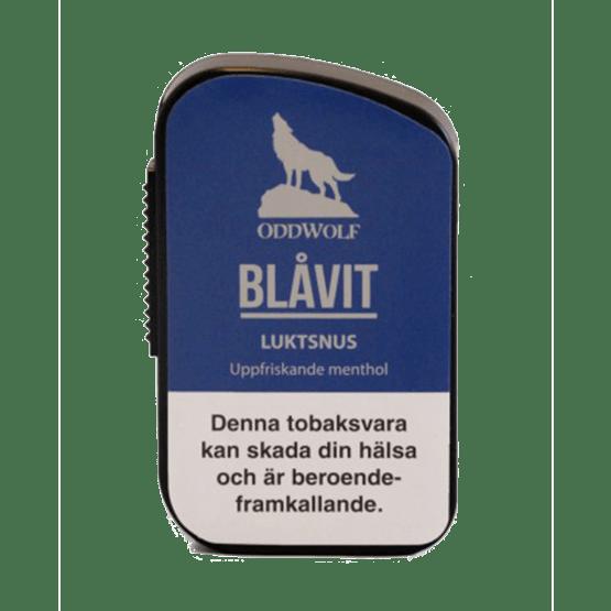 OddWolf Blåvit Luktsnus