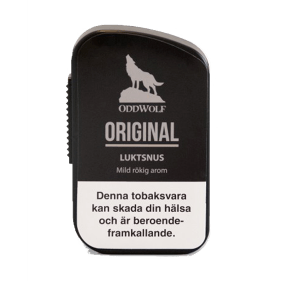 OddWolf Original Luktsnus