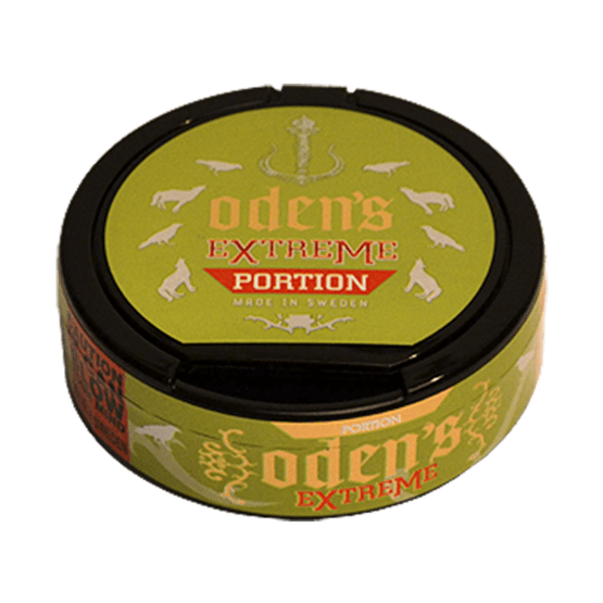 Odens 29 Extreme Portionssnus