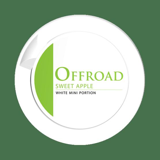 Offroad Apple White Minisnus