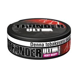 Thunder Ultra Raspberry Portionssnus