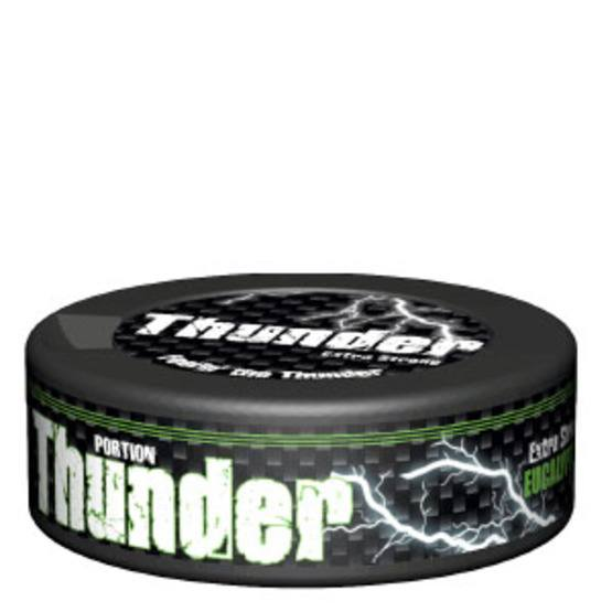 Thunder Limited edition Eucalyptus Portionssnus