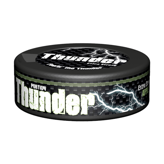 Thunder Limited edition Apple Portionssnus
