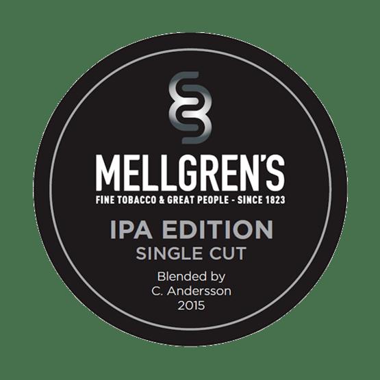Mellgren's IPA Snus Single Cut Lös