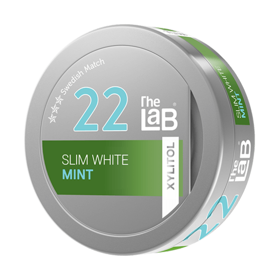 The Lab 22 Mint Xylitol Portion
