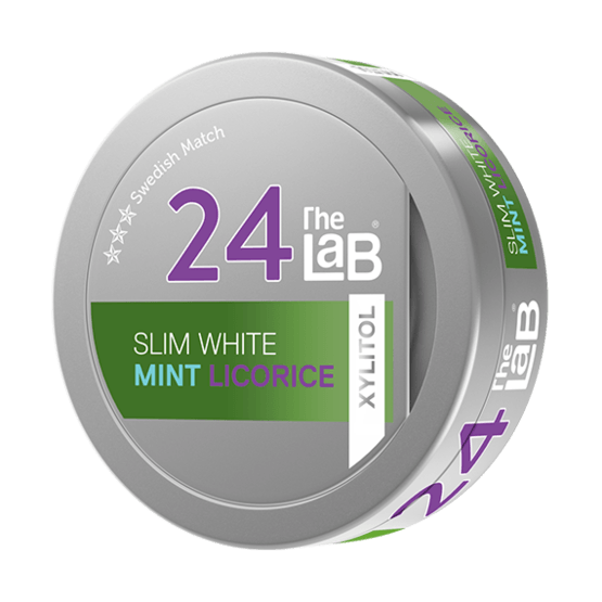 The Lab 24 Mint Licorice Xylitol Portion