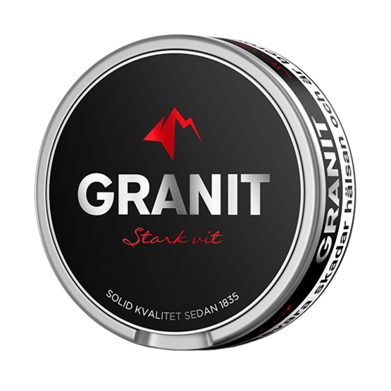Granit Stark Vit Portion