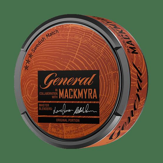 General Mackmyra Original Portionssnus