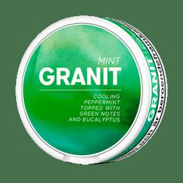 Granit Sensations Mint Slim Portion