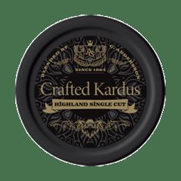 Crafted Snus Kardus Highland Single Cut Lössnus