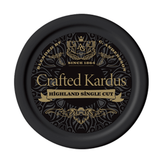 Crafted Snus Kardus Highland Single Cut Lössnus