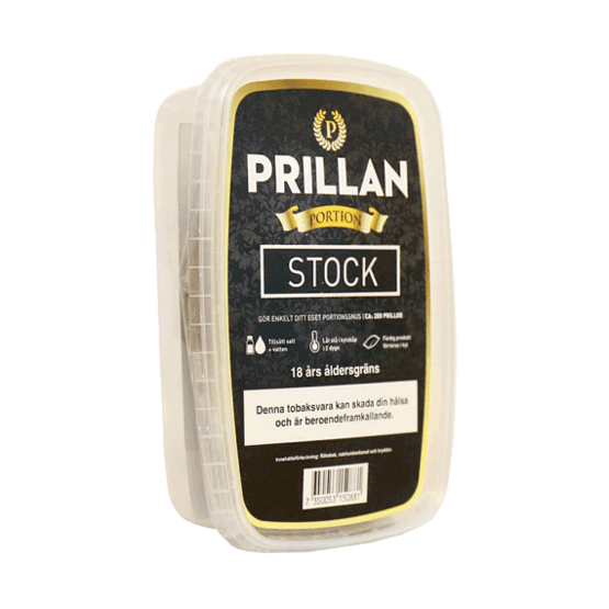 Prillan Stock Portion